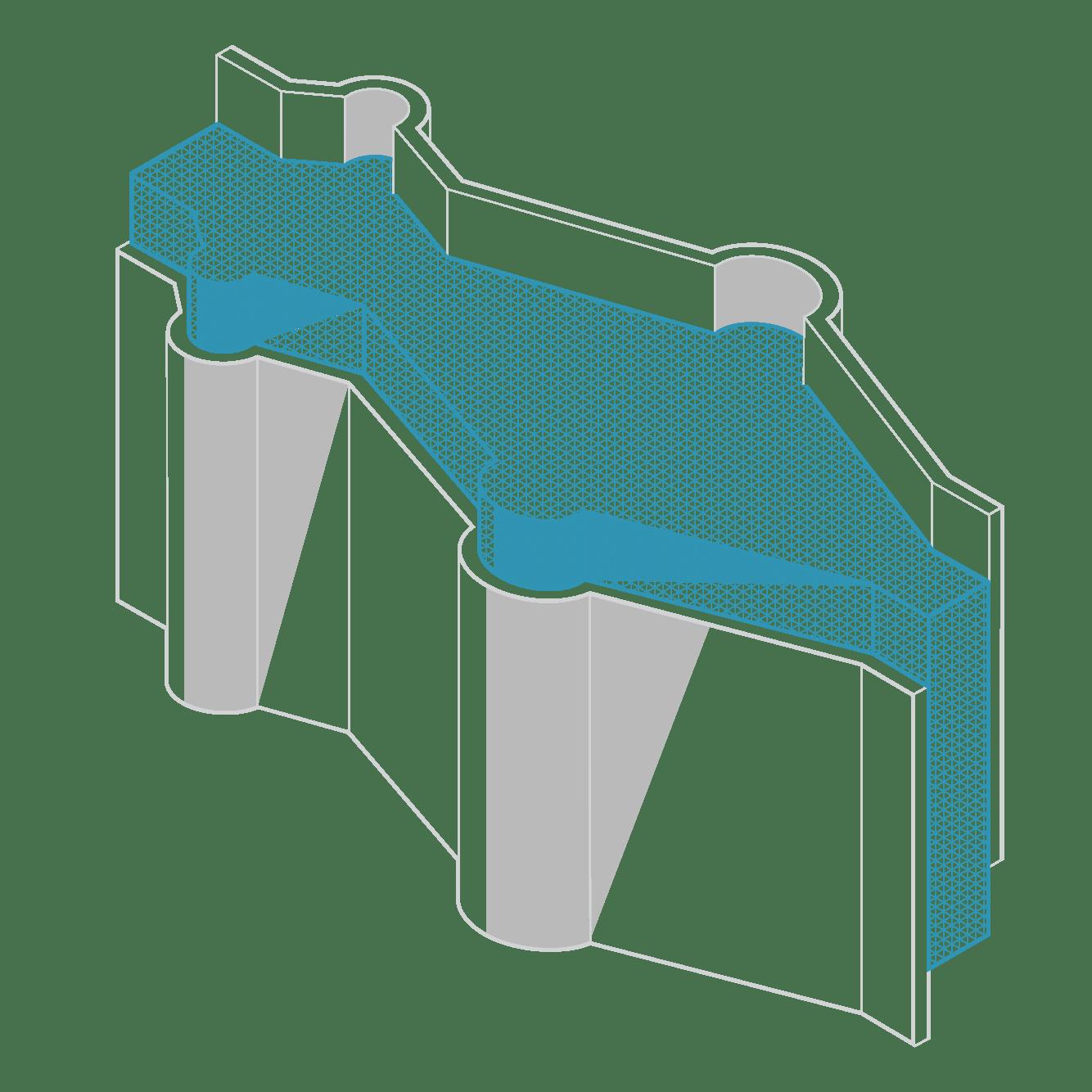 Uma estrutura elegante e eficiente